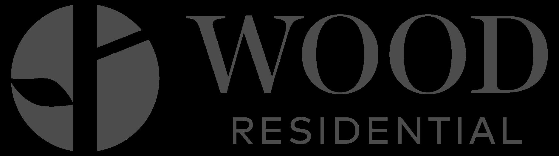 wood Residential Logo