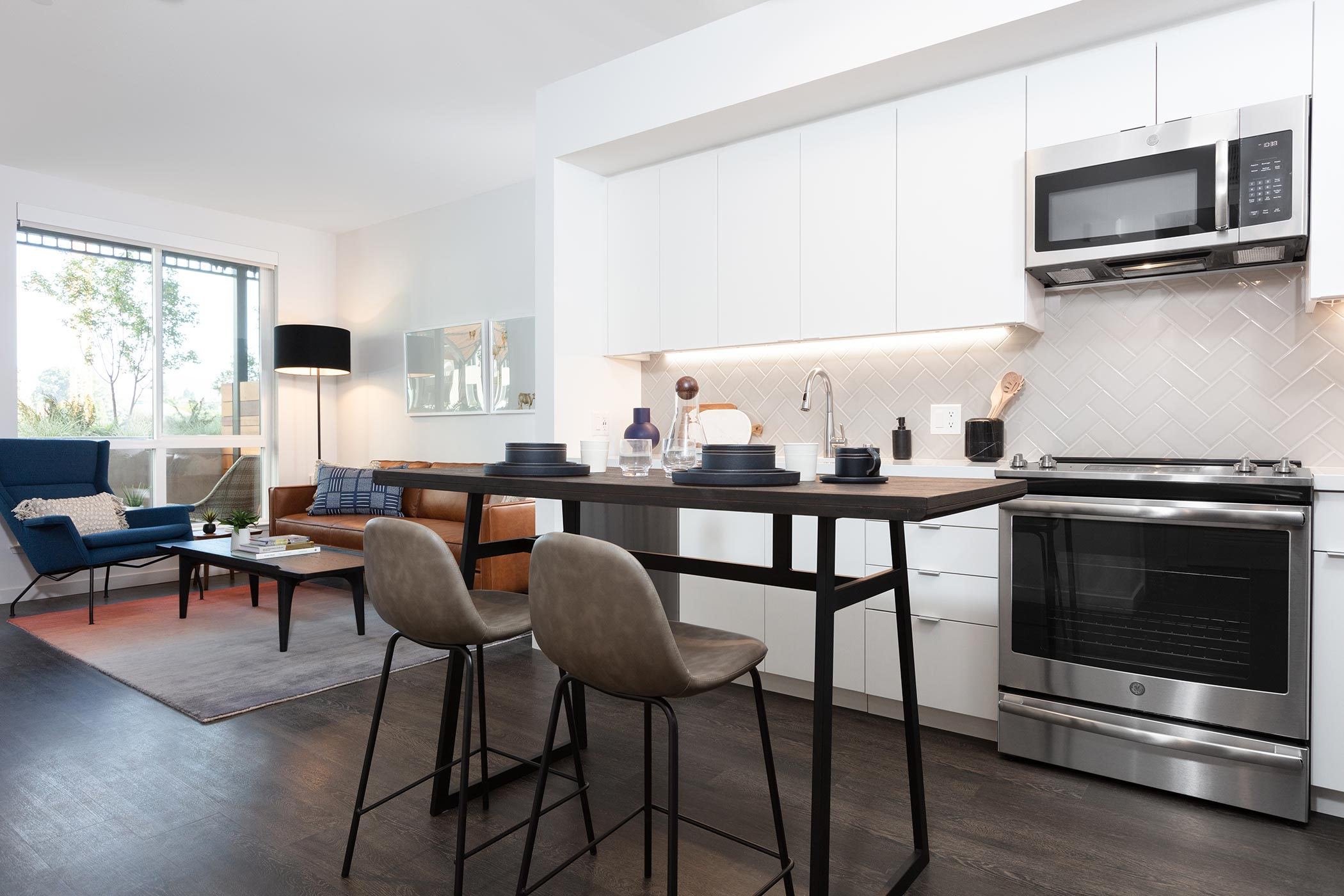 Alta Waverly | Unit Interior | Kitchen